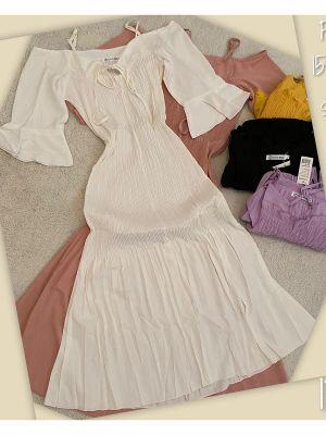 Vestido Plisado | MOD: M4007